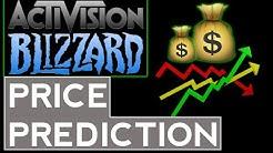 (ATVI) Activision Blizzard Stock Analysis + Price Prediction In 2020