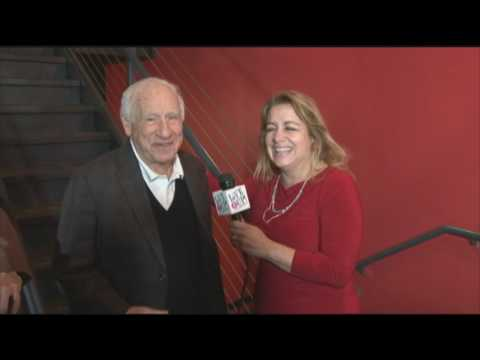 Live it Up with Donna Drake and Mel Brooks and Nicholas Brooks from the new film, SAM
