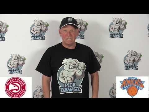 New York Knicks vs Atlanta Hawks 12/17/19 Free NBA Pick and Prediction NBA Betting Tips