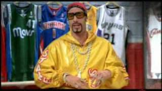 Ali G NBA interviews