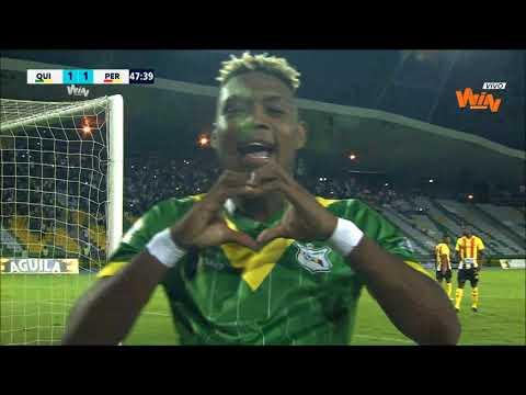 Quindío vs Pereira (1-2) Fecha 4 cuadrangulares | Torneo Aguila 2018