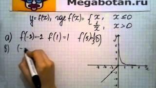 Номер 32 11 Алгебра 8 класс Мордкович