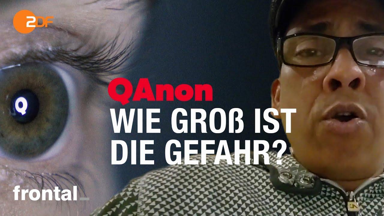 QAnon: Wie gefährlich kann eine Verschwörungstheorie werden? | frontal