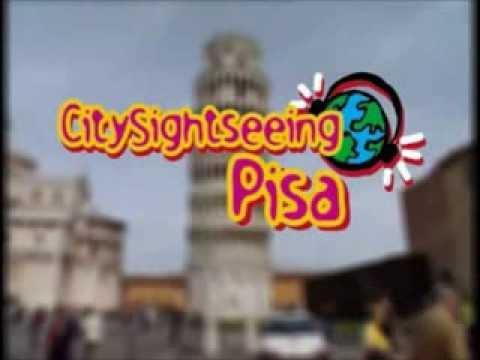 Hop-On Hop-Off City Sightseeing Pisa - SmartCruiseTours™ Experience