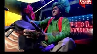 Famous Haryanvi Ragni  Rajendra Singh Kharakiya presents 'Paani Aali' on Folk Studio