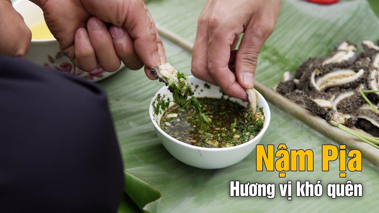 Phân Bò Non ( Nậm Pịa ) Món Ăn Kinh Dị Của Tây Bắc Việt Nam