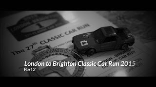 Take to the Road London to Brighton Classic Car Run 2015 - Part 2
