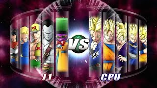 Dragon Ball: Raging Blast 2 Androids vs Saiyans