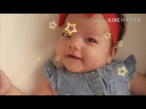 Mila Renata Lino Rojas 4 meses