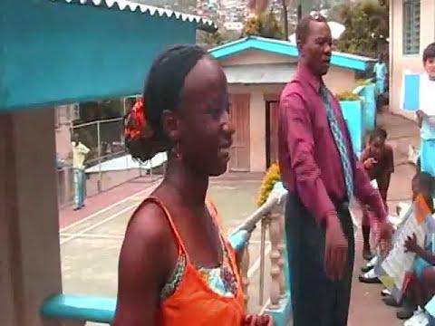 Appreciation From Modern Elementary School, Freetown, Sierra Leone.
