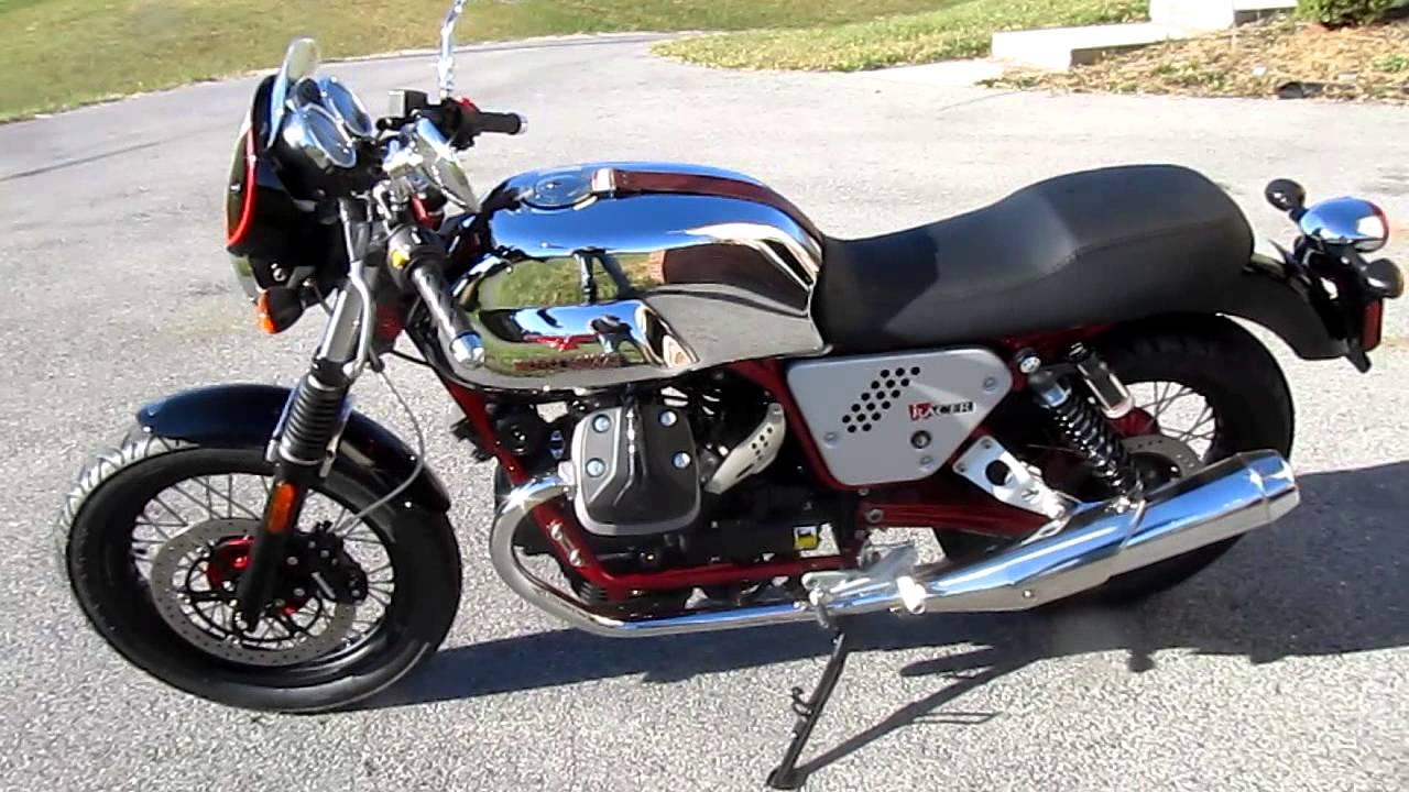 2013 moto guzzi v7 racer youtube. Black Bedroom Furniture Sets. Home Design Ideas