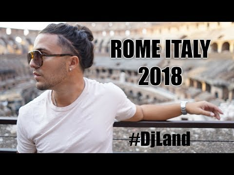 Rome, Italy. DJ VLOG: I fell in love with Roma