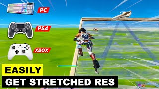 How to Get Sтretched Resolution in PS4 , PC , XBOX! Fortnite Chapter 2 - Season 2