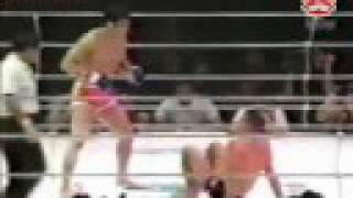 Tokyo MMA Pride FC mix old school fights
