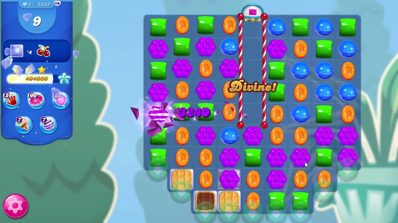 Download Candy Crush Saga LEVEL 5625 NO BOOSTERS (third version)