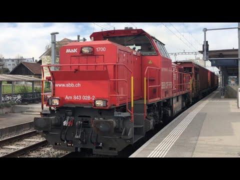[FR/DE] Trains partout CH / Züge überall CH  - 2017/2018 - Transports Publics Suisses