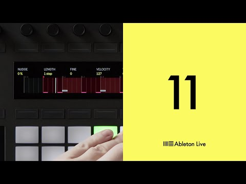 """<span class=""""title"""">Ableton Live 11: Chance tools on Push</span>"""