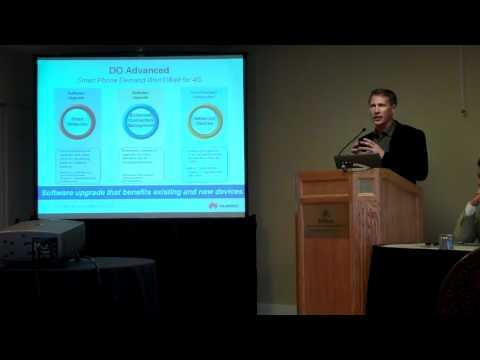 Patrick Kaiser (Huawei): CDMA2000 Network Evolution (Part 2 of 2)