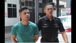 Jobless man jailed 12 months for gross indecency