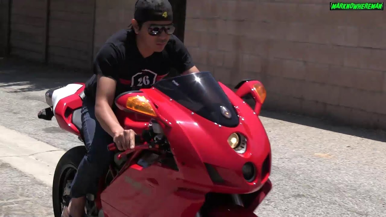 The sound of... Youtube Ducati Panigale