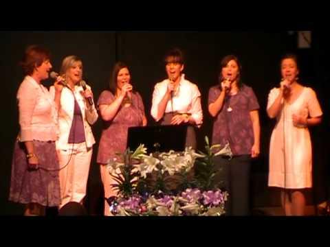 Oasis Community Church Easter-Jazz For Jesus.mpg