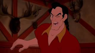 Beauty and The Beast-Gaston (2017)