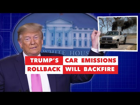Why Trump's Car Emission Rollback Might Actually Backfire from YouTube · Duration:  17 minutes 16 seconds