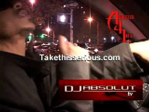 Max B music Video on Dj Absolut tv.