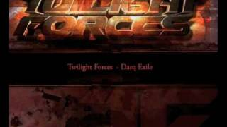 Twilight Forces - Darq Exile HQ