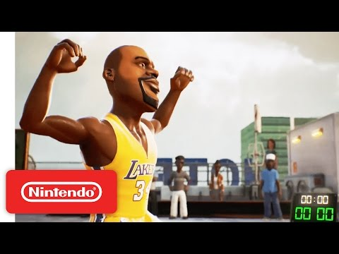 NBA Playgrounds – Launch Trailer – Nintendo Switch