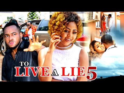 To Live A Lie 5 (Regina Daniels) - 2017 Latest Nigerian Nollywood Movies