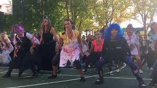 Gambar cover Thrill the World - Santa Cruz, CA 2017 ~ Lucinda dances in the official Thriller Dance