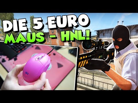 Die pinke 5€ Maus im Global MM! - CS:GO HNL #2