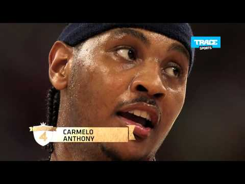 Les basketteurs NBA qui ont marqu?s le d?but de la saison 2012 - 2013