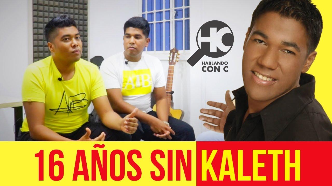 Así recuerdan a Kaleth Morales sus hermanos 16 años después de su muerte - HABLANDO CON C