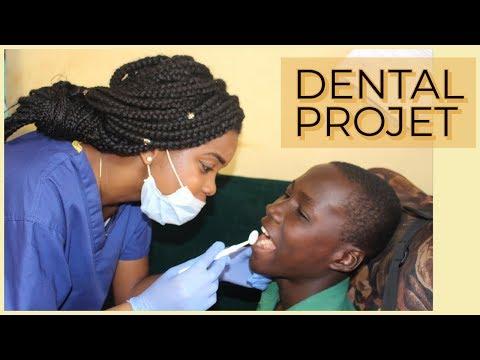 GHANA DENTAL PROJECT VLOG   |  WORK THE WORLD