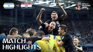 Argentina v Croatia - 2018 FIFA World Cup Russia™ - Match 23 by : FIFATV