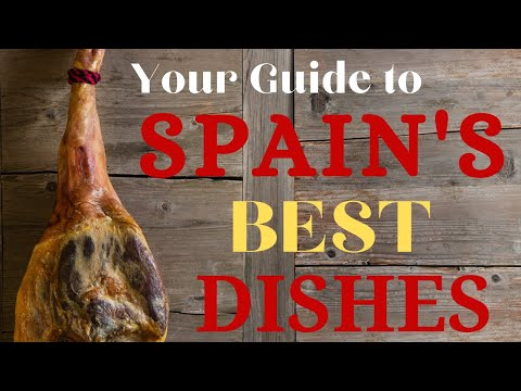 The Best Spanish Foods! 21 Delicious Spanish Dishes To Die For