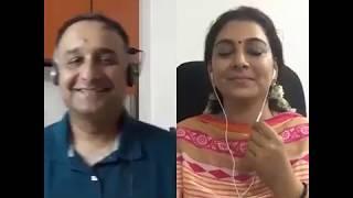 Kajuraho.. collab with Ramya Duraiswamy