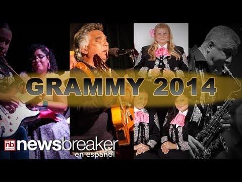 ¡GRAMMY 2014 PARA LOS INDOCUMENTADOS! Cantante le dedica su Gramófono a los Inmigrantes