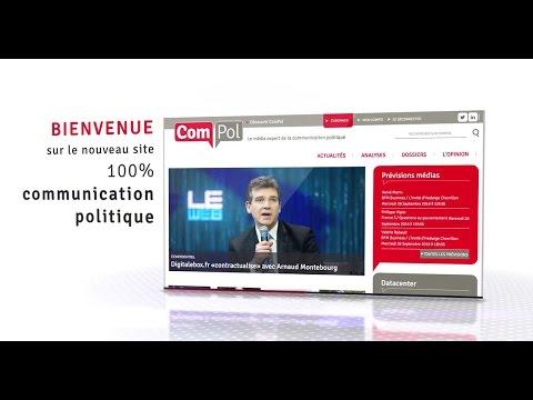 Présentation générale du site compol.media