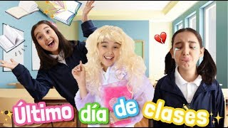 ¡ALUMNOS EN EL ÚLTIMO DÍA DE CLASES! - Gibby :)