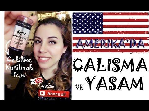 Amerika'ya Tr'den Is Basvurusu Yapmak | Sohbet Tadinda :)