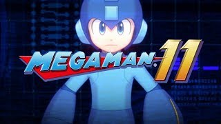 Gear up for Mega Man 11, sliding on to Nintendo Switch, PlayStation 4, Xbox One, and PC on October 2! Get the latest details on the new Double Gear system, Robot Masters, and more! http://bit.ly/MM11D