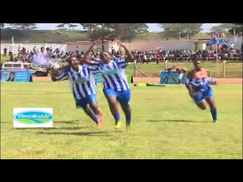 EA secondary school games: Barding wins boys football for Kenya in 13 years