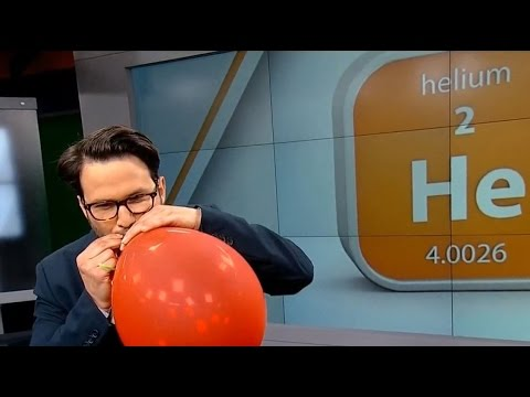 Worldwide helium shortage may be helped with new discovery