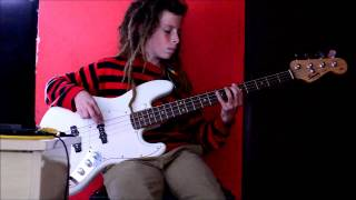 Sublime - Santeria (bass cover) Pablo Dias
