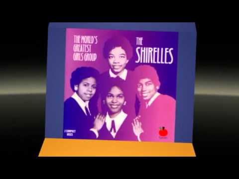 THE SHIRELLES  the things i want to hear