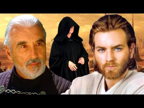 Thumbnail: Why Did Dooku Tell Obi-Wan About Darth Sidious in Attack of the Clones?