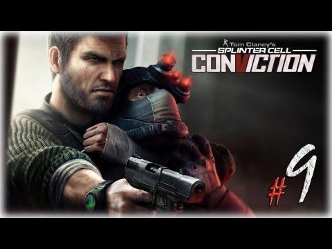 Смотреть прохождение игры Splinter Cell: Conviction. Серия 9 - Белый дом. [ФИНАЛ]